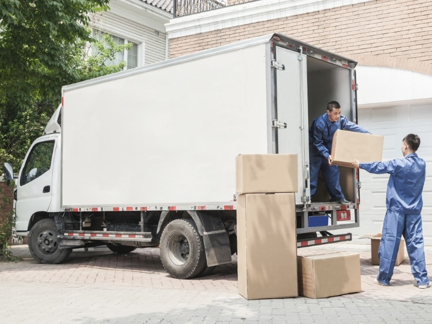MoveAmigo Movers Singapore - House Movers